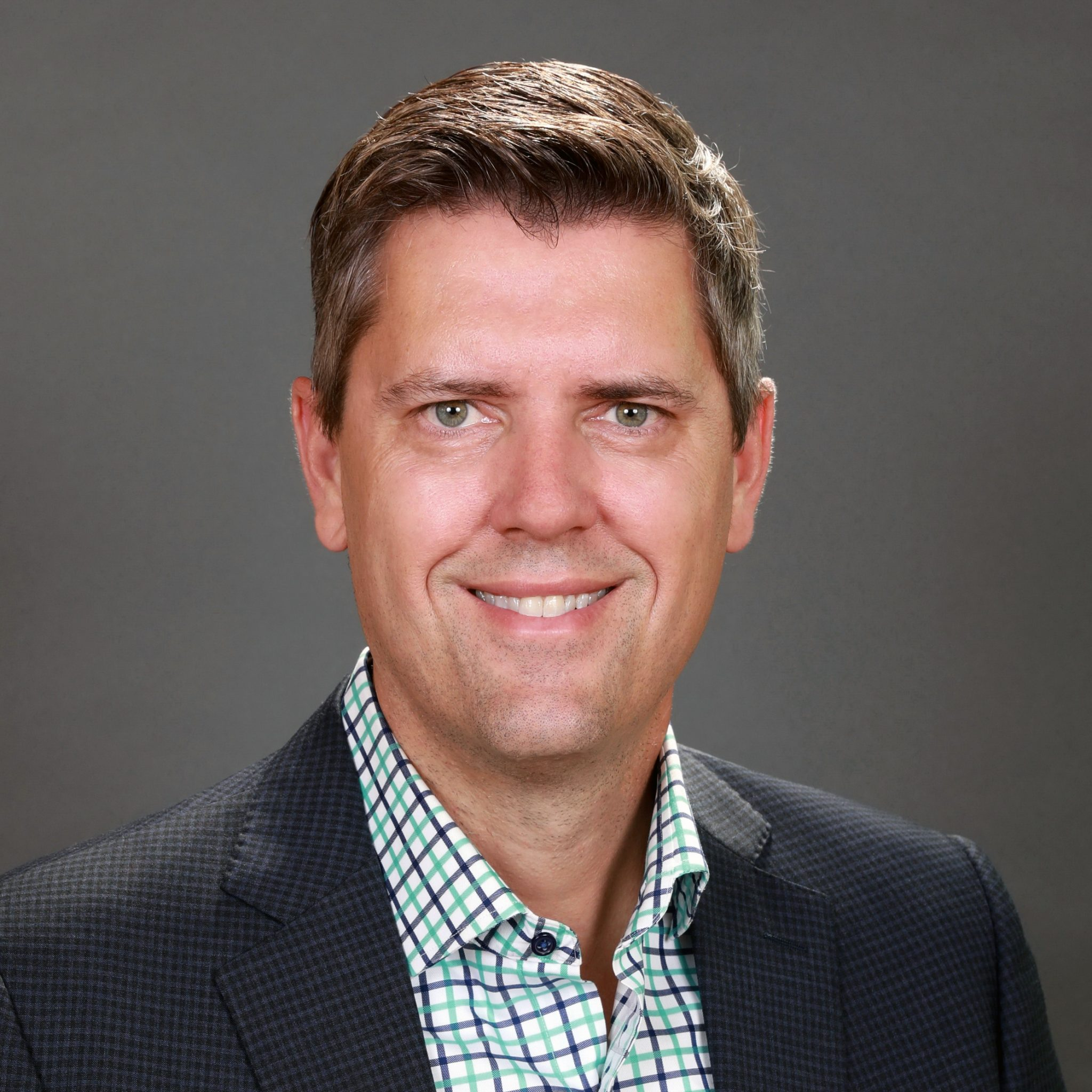 Aaron Stone, InterVision President and CEO