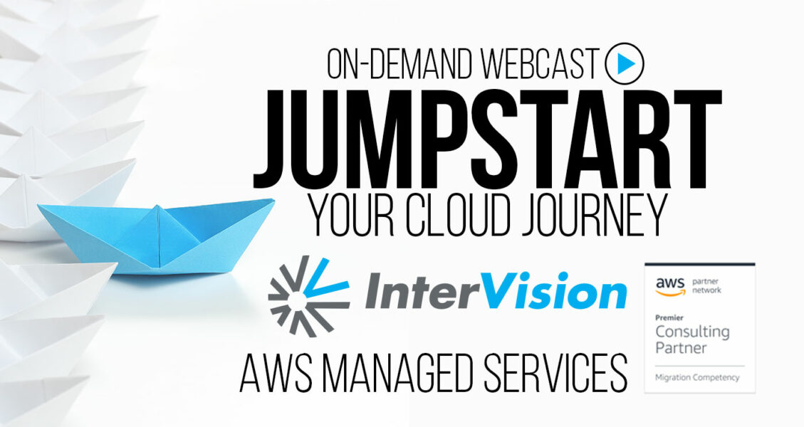 AWS Managed Services, Cloud Journey