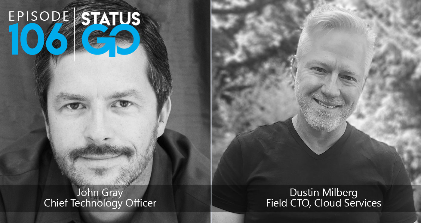 John Gray and Dustin Milberg discuss ways to optimize cloud spend