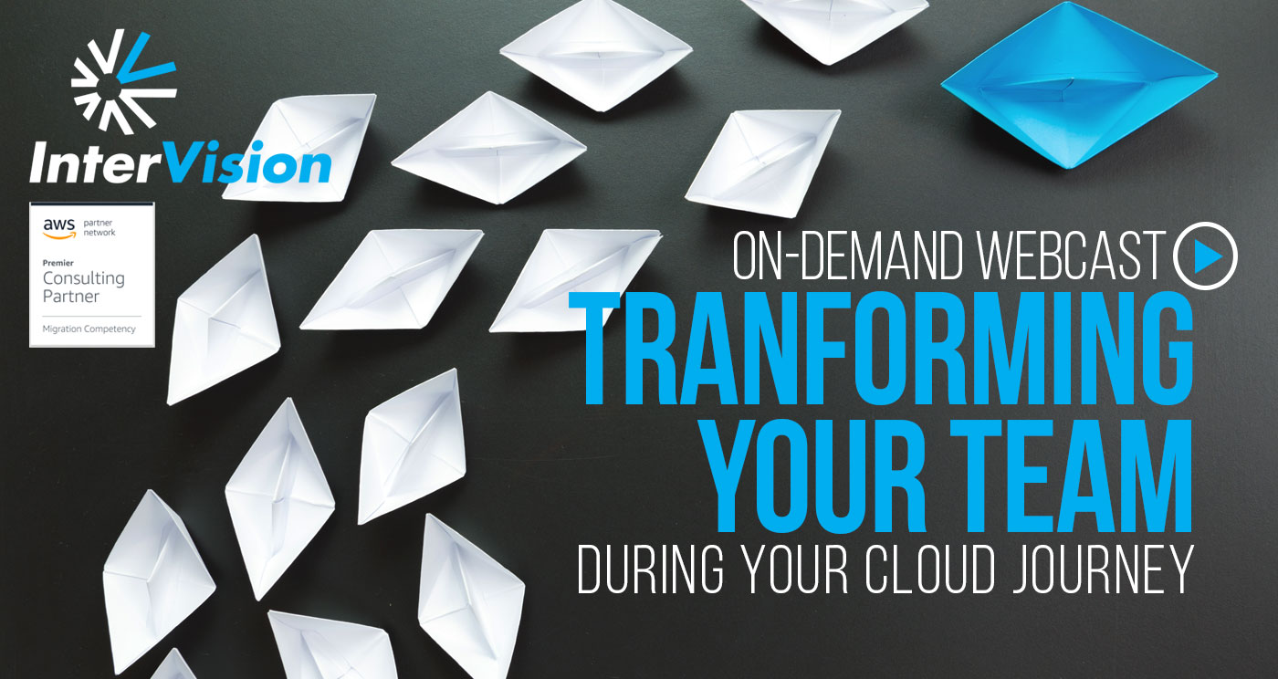 Navigate your Cloud Journey - Transforming your team during a cloud migration