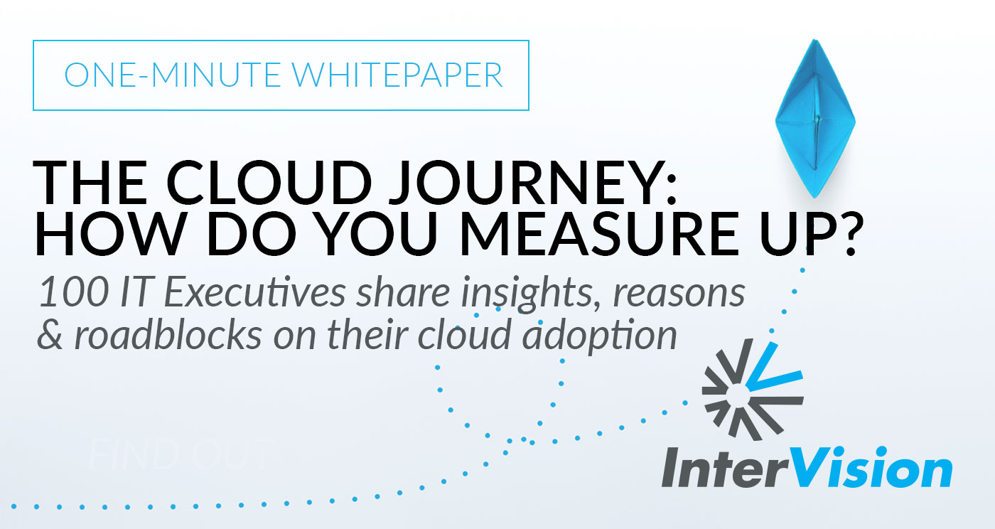 The Cloud Journey - Measure Up