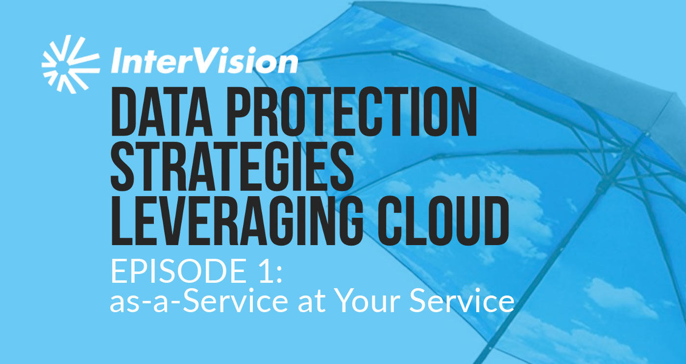 Data Protection - Disaster Recovery as a Service