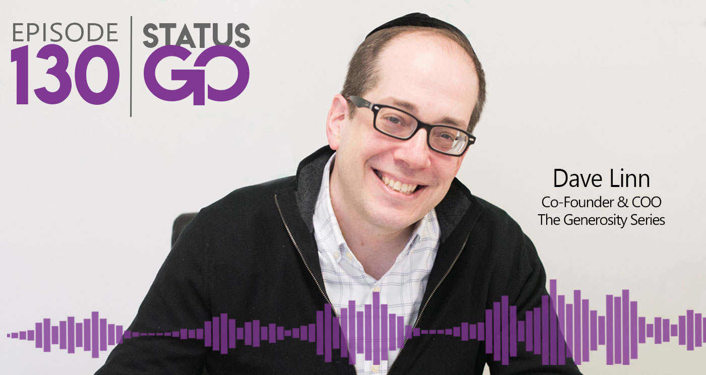 Status Go EP130 Gratitude as a Tool for Change
